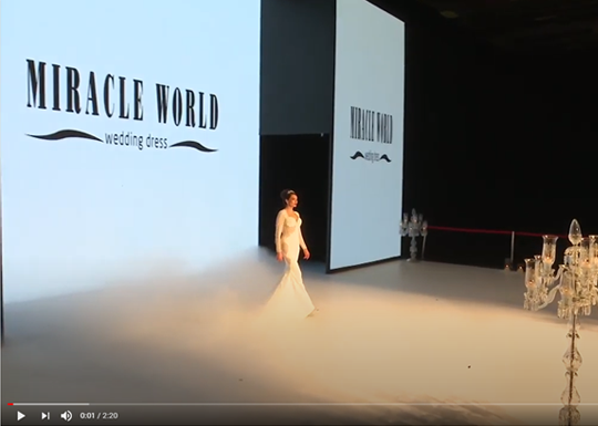Miracle World Defile
